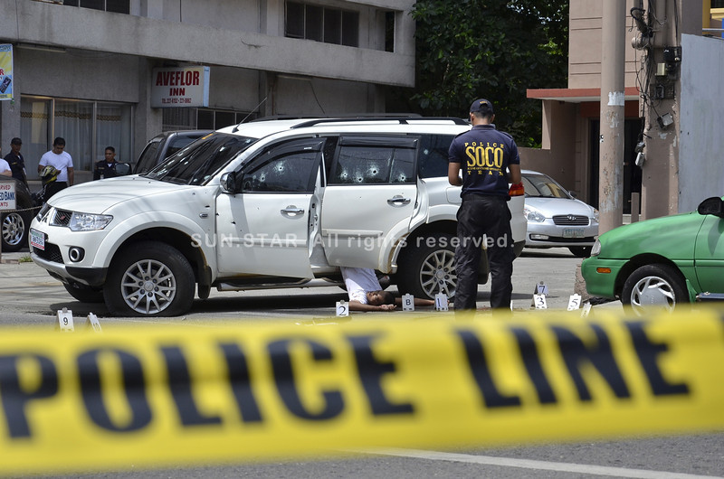 Kidnappers killed in Davao City