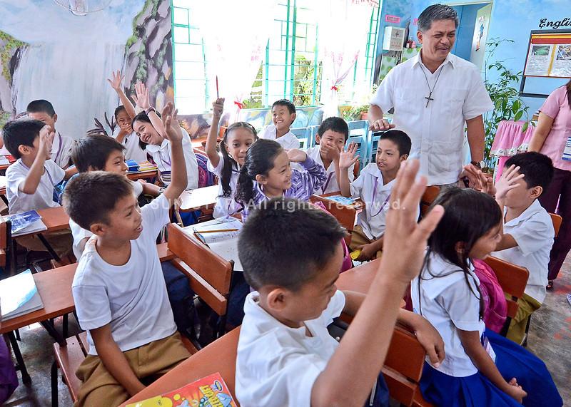DepEd's Busog, Lusog, Talino (BLT) School Feeding Program