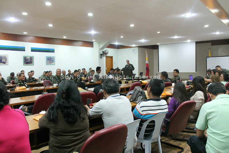 Central Visayas Disaster Council holds simultaneous exercise