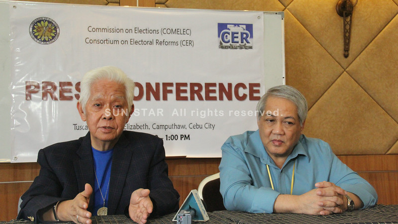Comelec chairperson Sixto Brillantes Jr.