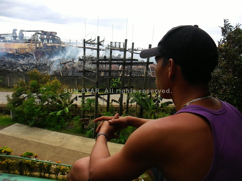 Timber company buildingin Lanao del Norte razed by fire