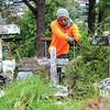 Baguio City cemetery