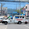 Sta. Ana police patrol vehicle