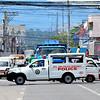 Sta. Ana police patrol vehicle