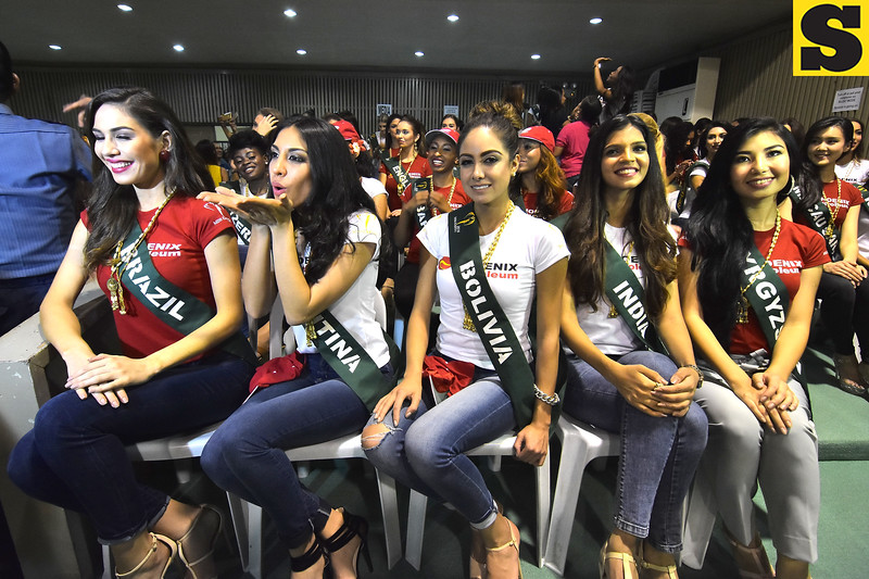 Miss Earth 2016 candidates