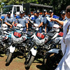 127 motorbikes for Northern Mindanao police