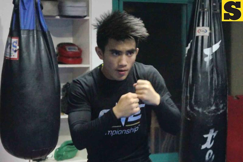 MMA fighter Joshua Pacio