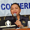 Davao City Jail Main Warden Superintendent Grace Taculin