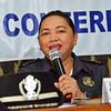 Davao City Jail Main Warden Superintendent Grace Taculin