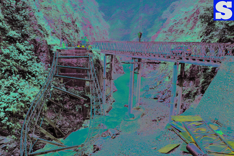Kennon Bridge collapse