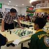 Filipino chess grand master Eugene Torre