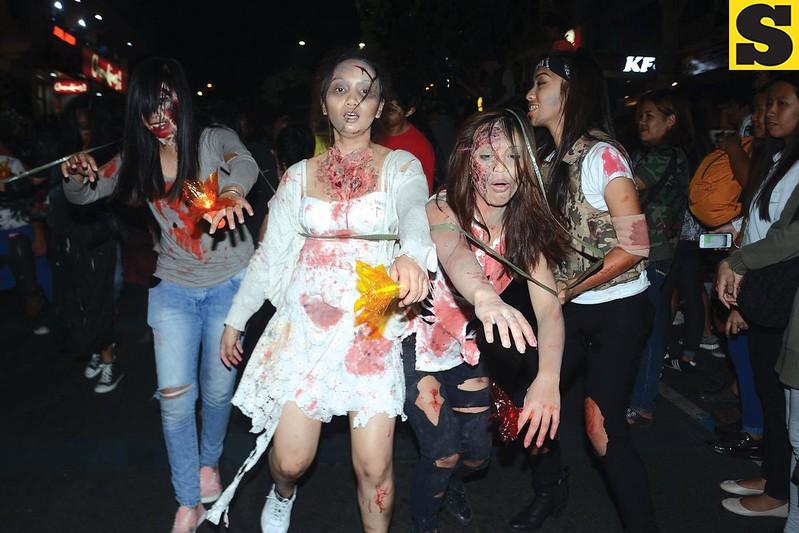 Halloween zombie costumes