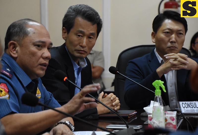 Korean consuls deny presence of Korean mafia in Cebu
