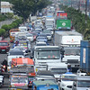 Mandaue City traffic situation