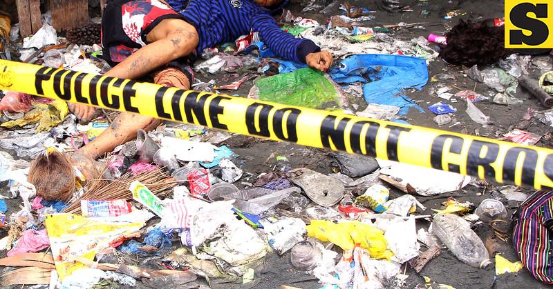 Drug suspect killed in Saray, Iligan City