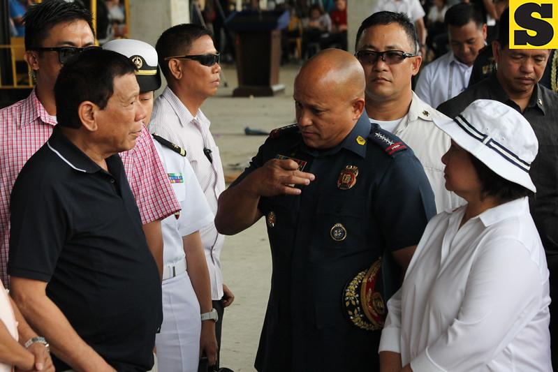 Duterte, dela Rosa, Pineda at Arayat shabu lab