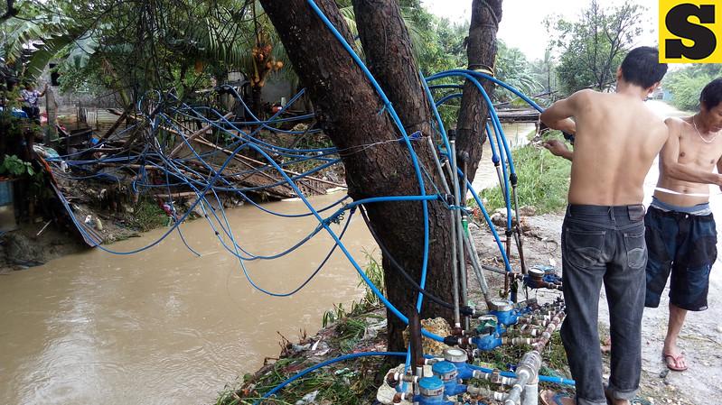 Flooding in Consolacion, Cebu