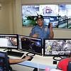 CCTV command center