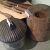 Rice mortars
