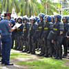 Davao city police in gear