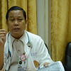 Dr. Antonio Roque Paradela,  Vicente Sotto Memorial Medical Center BAC chairman