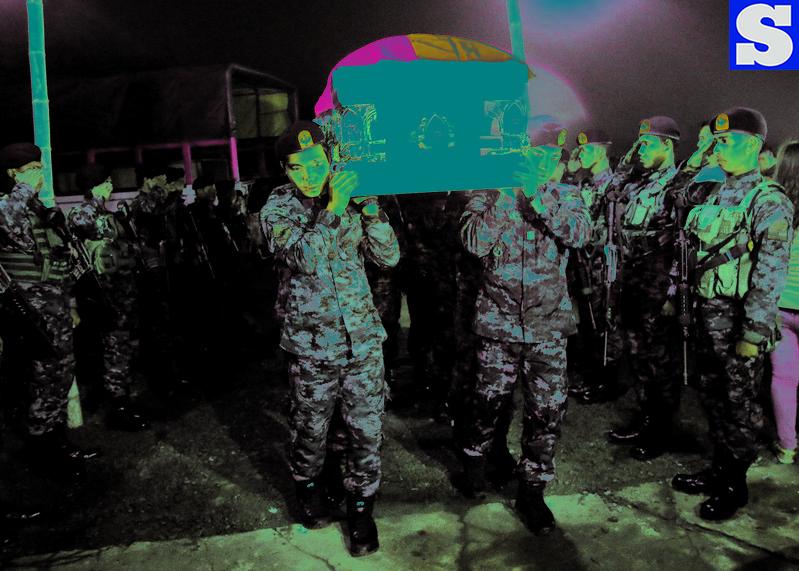 Fallen SAF trooper