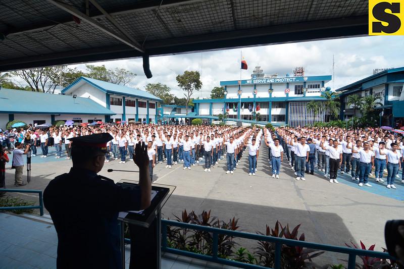 Police Regional Office-Central Visayas Director Noli Taliño