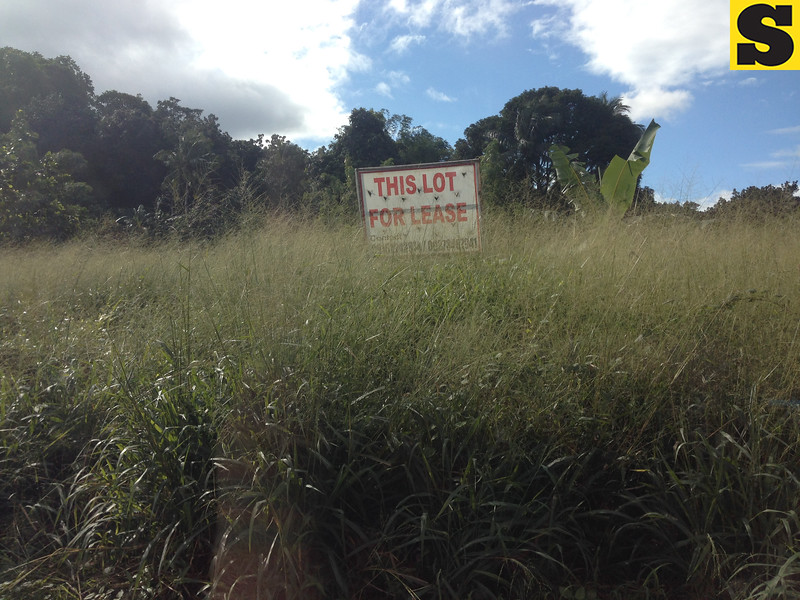 Lot for lease