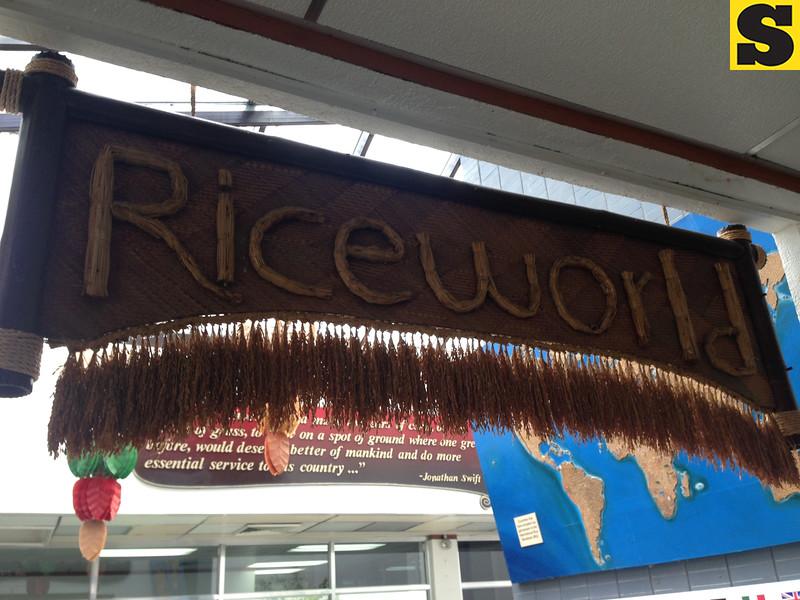 IRRI Riceworld Museum