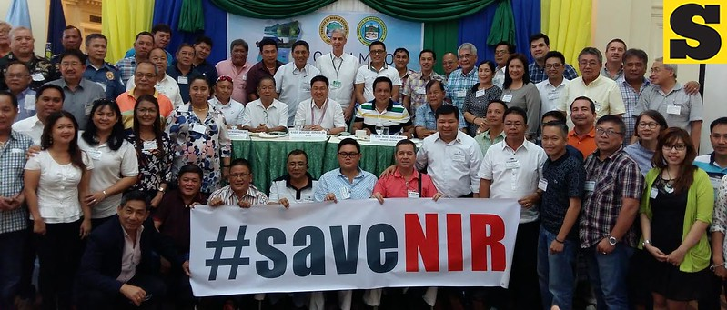 Save Negros Island Region movement