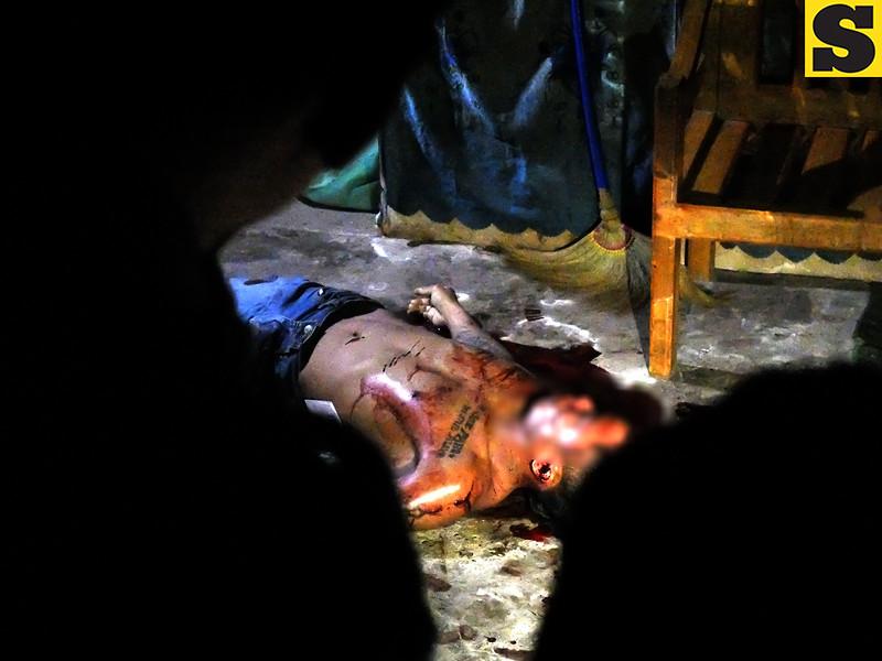 Killed suspected drug pusher