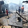 Barangay Laray, Cebu City fire victims