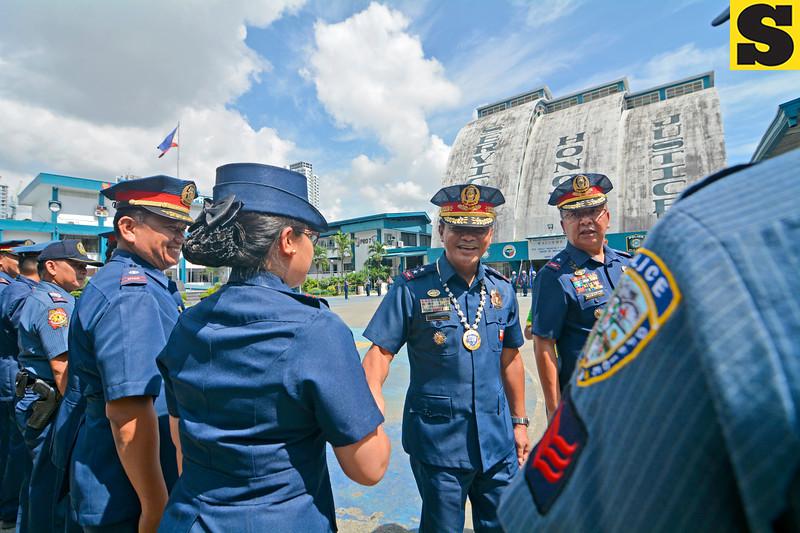 Police Director General Camilo Pancratius Cascolan
