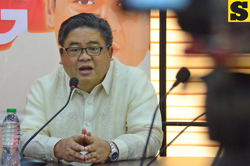 Davao City Councilor Elias Lopez