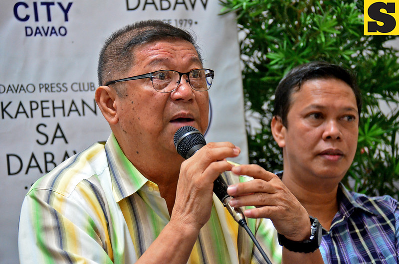 Philippine Sports Commission chairman William Ramirez