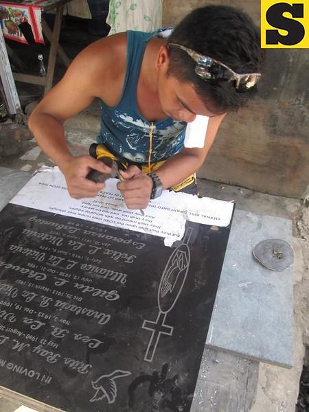 Lapida maker