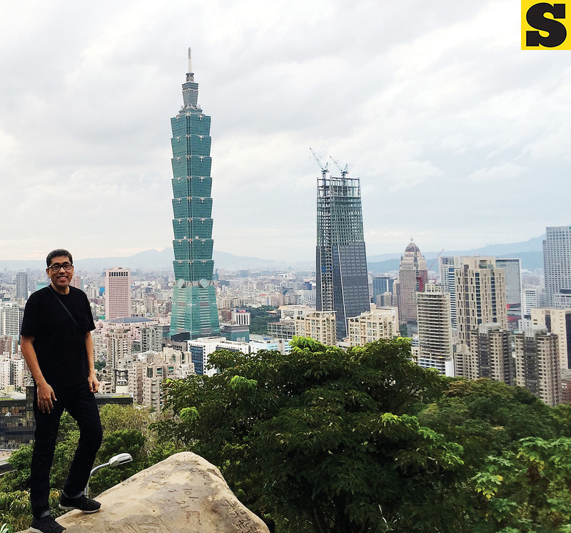 Elephant Mountain, Taipei, Taiwan