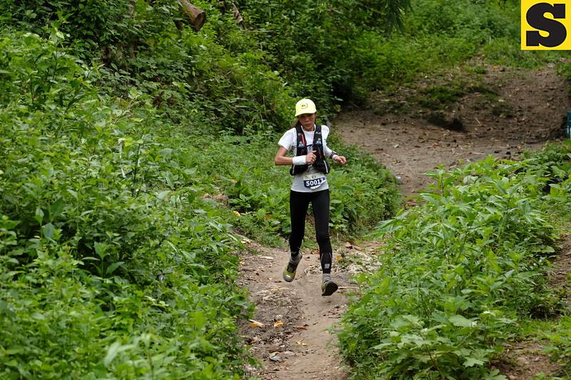 Igacos trail run