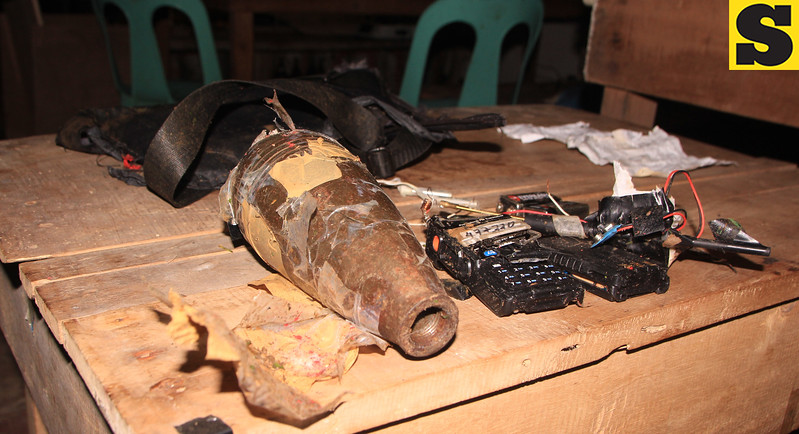 Improvised explosive device