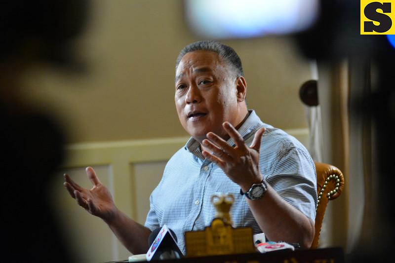 Cebu Governor Hilario Davide III