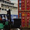 Seaport loading