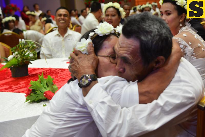 Pag-Ibig mass wedding in Cebu