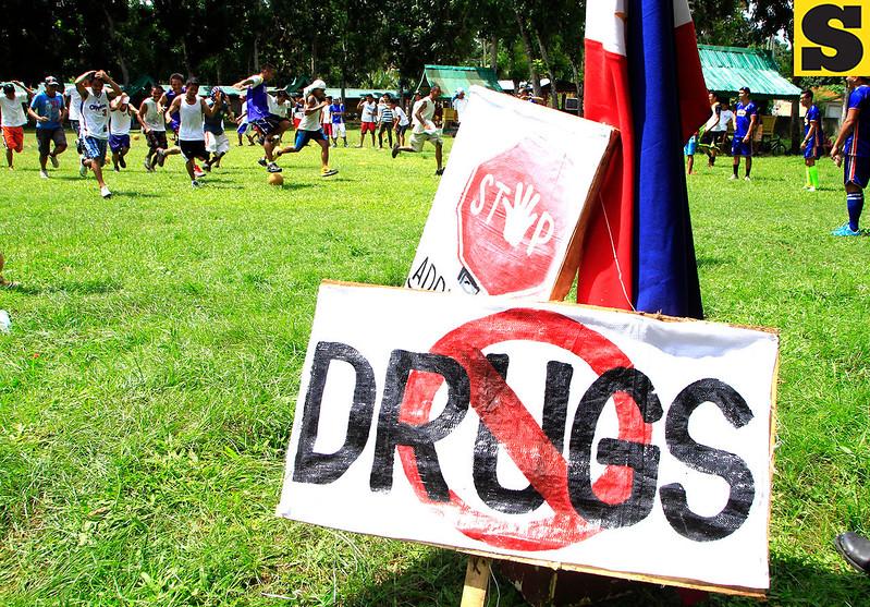 Drug surrenderees rehabilitation