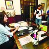 Cebu Governor Gwen Garcia back in Capitol after suspension