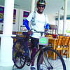 Pre-World I bike on display at Hua Hin, Thailand. (Bro. Carlo Bacalla photo)