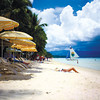 Boracay beach in Philippines