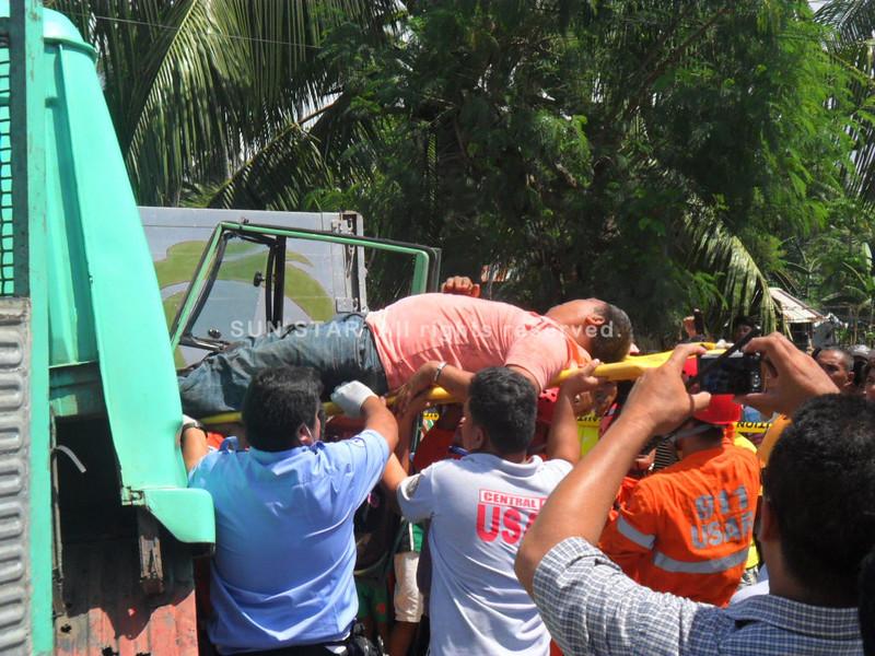 Aksidente sa Bunawan, Davao City2