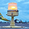 Davao runway lights turned on