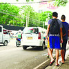 Illegal occupants on Cebu City roads