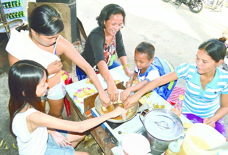 Tuslob buwa sa Pasil, Cebu City